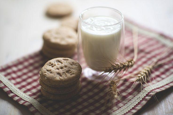 Цельнозерновое печенье - Жизнь со вкусом