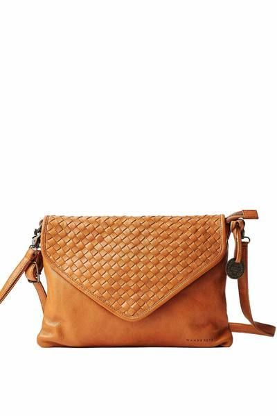 a27803e4d85ad The Marseille Woven Crossbody Clutch - Tan in 2019 | Bag Obsessions ...