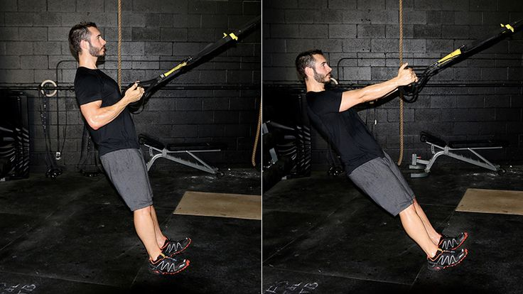 Best TRX Exercises For A Total-Body TRX Workout | Fitness Republic