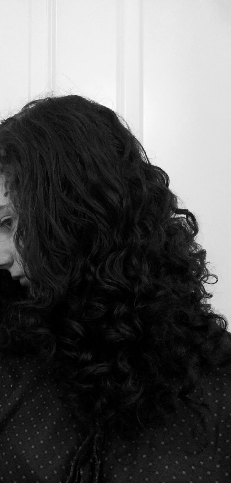 Perfekte Locken  // naturally curly hair