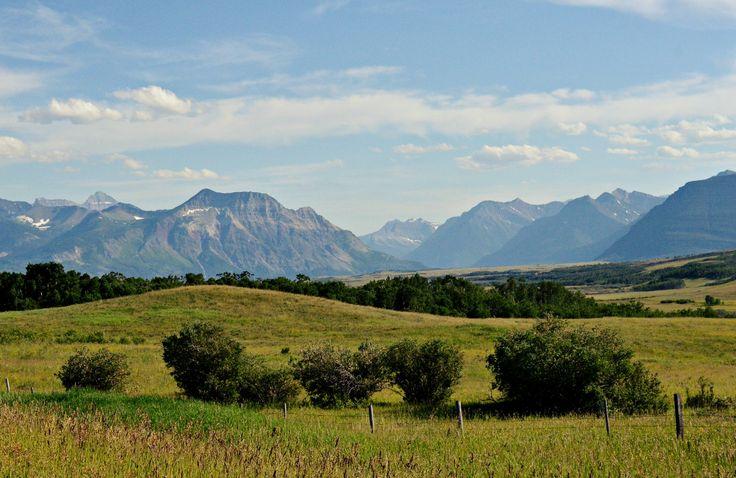 Rocky Mountains Alberta Canada