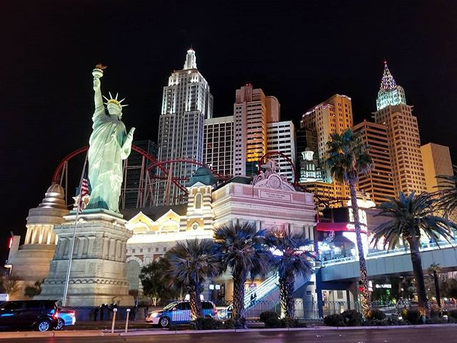New York-New York Hotel & Casinois ahotelandcasinolocated on theLas Vegas Stripat 3790Las Vegas BoulevardSouth inParadise Nevada. It is owned and operated byMGM Resorts International.  http://www.exploringthisbluedot.com  #exploringthisbluedot #attractions #nashville #nashvilletn #nashvillephotographer #nashvilleexplorersclub #tennessee #instagramtennessee #south #southern #vivalasvegas #lasvegas #outdoor #outdoors #outdoorlife #getoutside #getoutsidetn #optoutside #explore #natgeo…