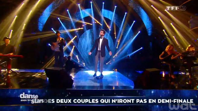 "Kendji Danse avec les stars ""Les Yeux de la Mama"" [12/12/2015]"