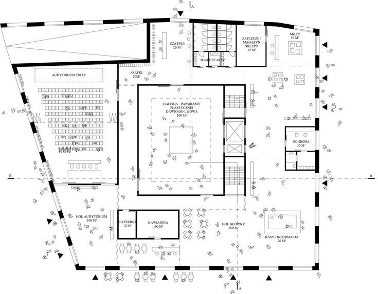 Gallery of WXCA Architects' Polish Museum Proposal Wins