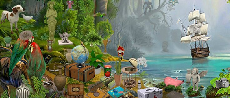 Kalapos papagáj - World of Adventures 2
