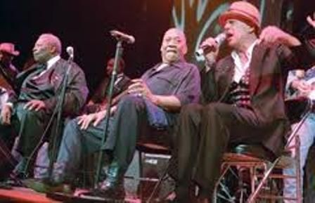 BB King, Bobby Bland, Bruce Willis