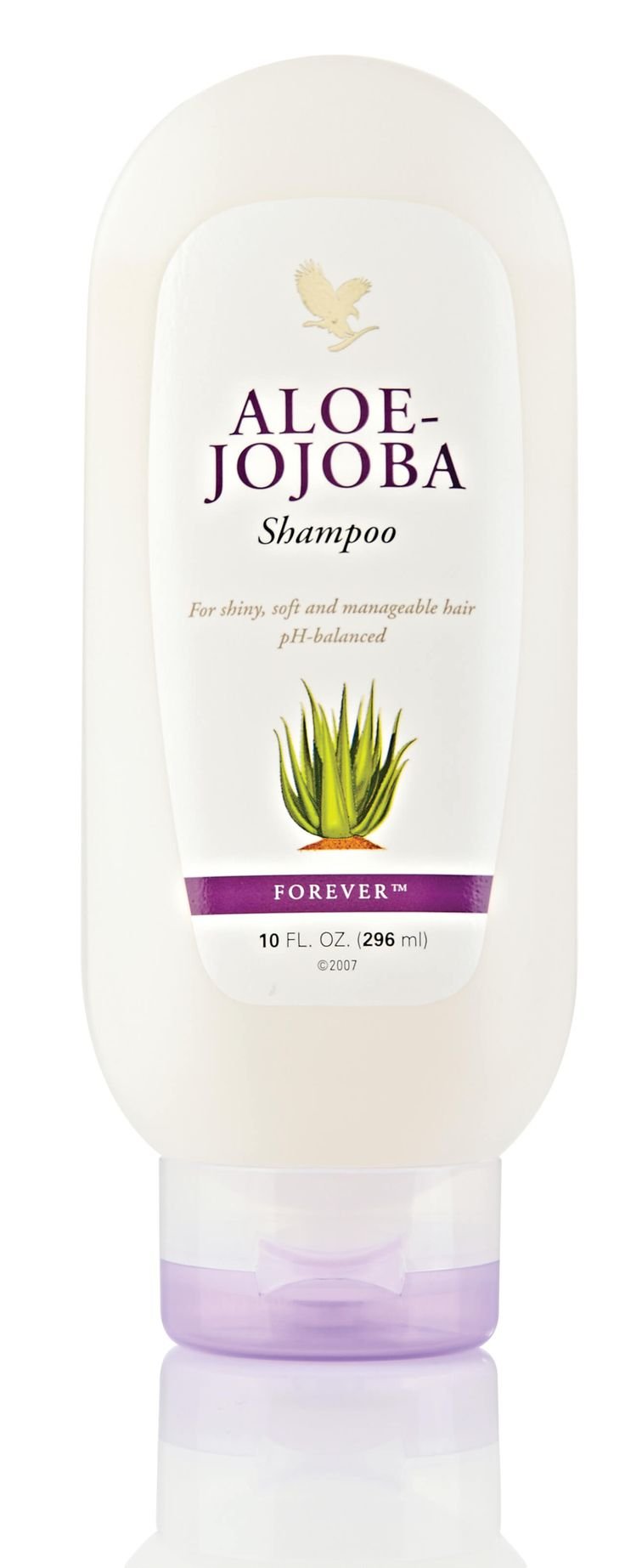 #ForeverLiving #Aloe Jojoba Shampoo is a gentle product, yet it's good at keeping greasy hair at bay, leaving your hair glossy and manageable. http://link.flp.social/9udhUJ