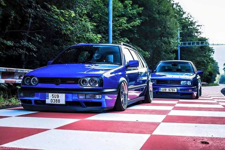 wauw, this golf 3 variant