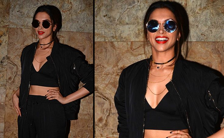 Deepika Padukone hosts a special screening of 'XXX: Return of Xander Cage'  Doesn't She look Stunning!!!