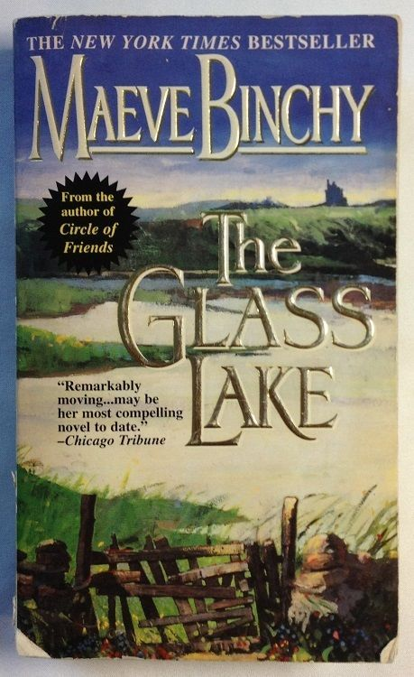 The Glass Lake by Maeve Binchy (1996, Paperback)