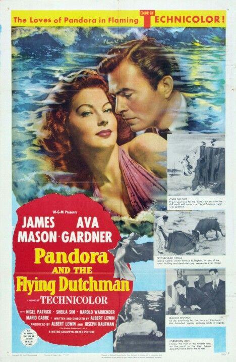 1950 - Pandora y el holandés errante (Pandora and the Flying Dutchman) - Albert Lewin