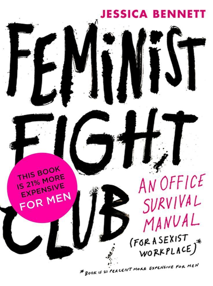 Feminist fight club by jessica fight club good