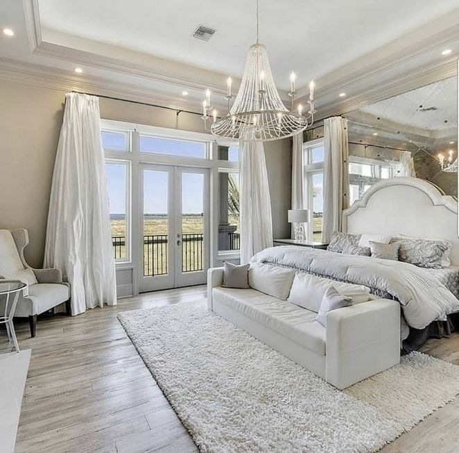 34 Amazing Luxury Master Bedroom Design Ideas 33 Luxury Bedroom