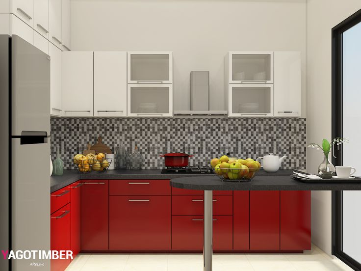 Get Customized Modular Kitchen Design Ideas Delhi NCR And Mumbai At  Yagotimber. Buy Designer Custom Modular Kitchen Furniture, Accessories And  Cabinets ... Part 49