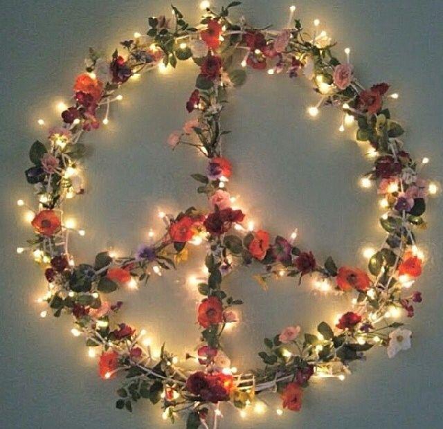 Luminária Paz