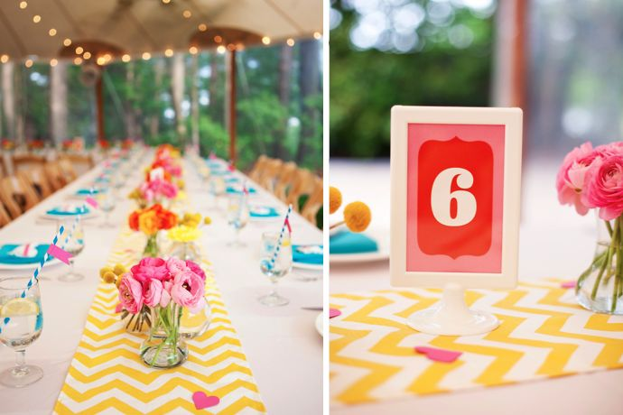 Photography by Jodi Miller; Planning & Floral Design by Merriment