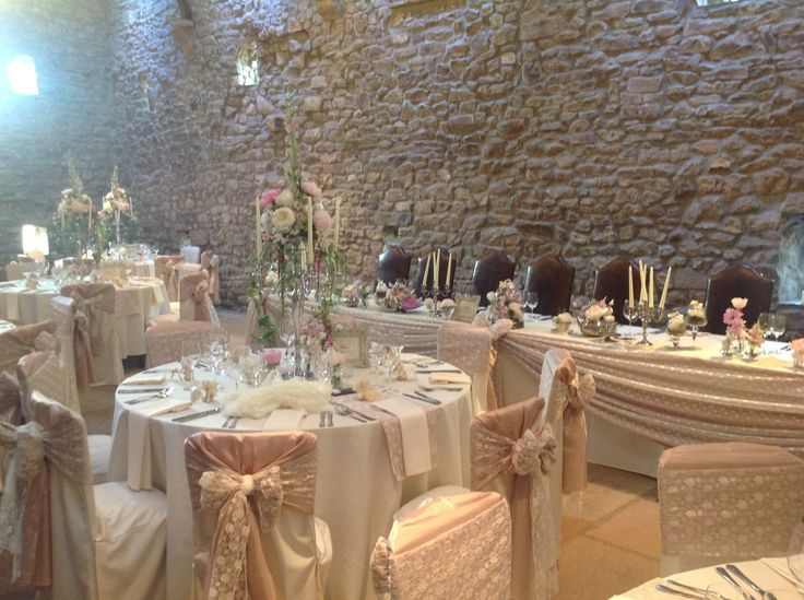 Tablecloths And Chair Cover Hire
