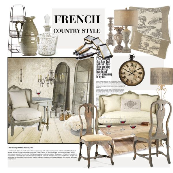 185 best French country style images on Pinterest | Furniture ideas ...
