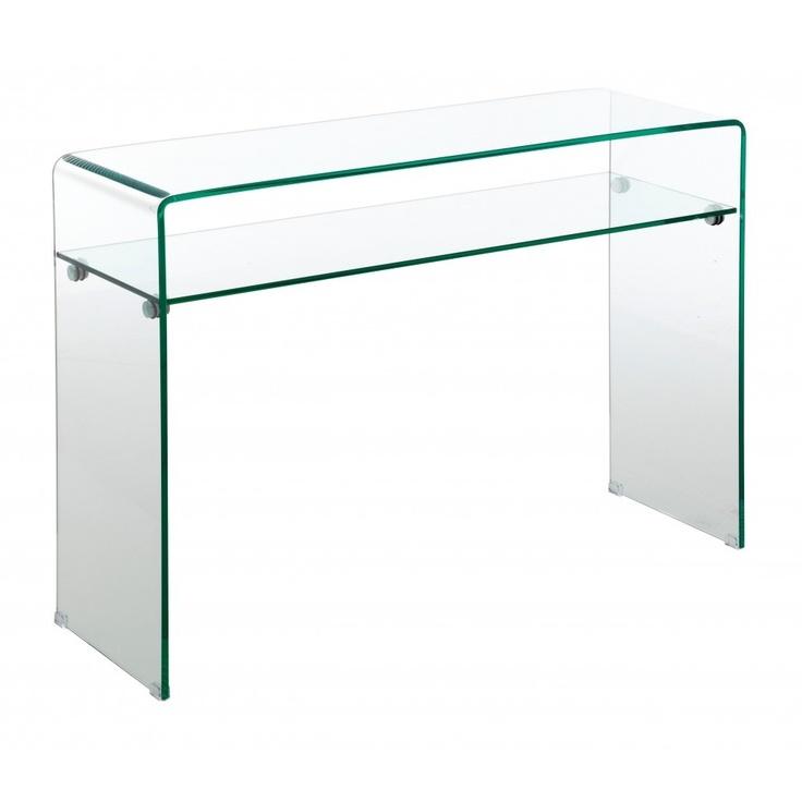 42 melhores imagens sobre vidro no pinterest rem - Consoles meubles fly ...
