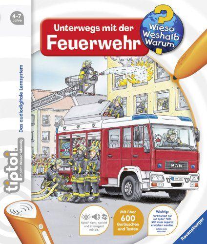 tiptoi® Wieso? Weshalb? Warum? 6: tiptoi® Unterwegs mit der Feuerwehr von Daniela Flucht http://www.amazon.de/dp/3473329053/ref=cm_sw_r_pi_dp_kM5Tvb1J14XF9