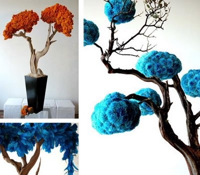Modern Floral Arrangements