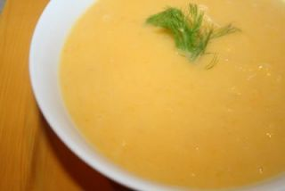 delicious healthy hearty butternut squash amp leek soup modernmom com