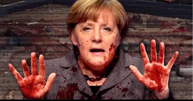 Does Merkle Have Blood on Her Hands from Her Open Door Policy?