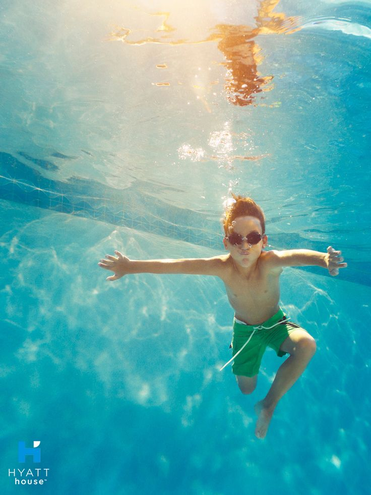 Marco? Polo! Dive in to family fun at one of our @hyatthouse locations.
