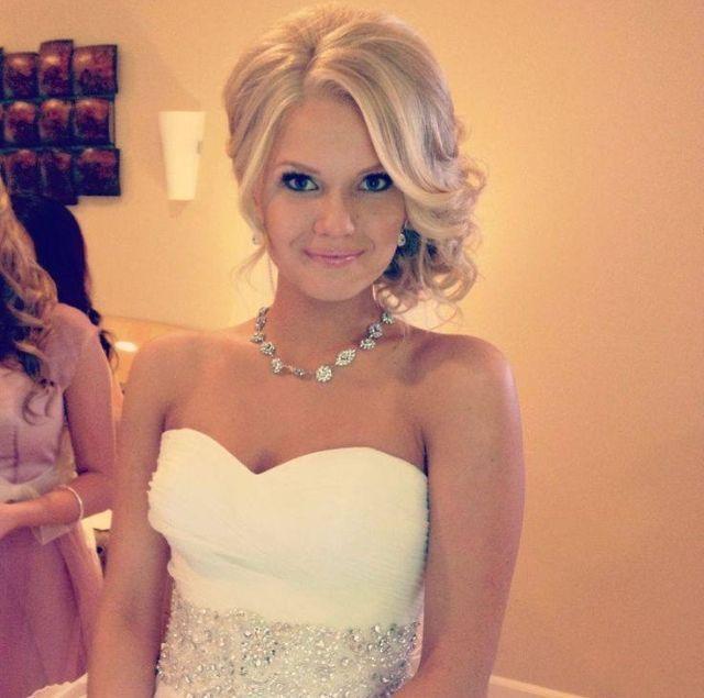 Southern wedding hairstyles http://curllsy.com/