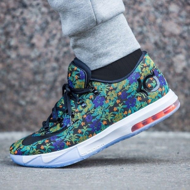 "Nike KD 6 EXT ""Floral"" (Release Date) | KicksOnFire.com"