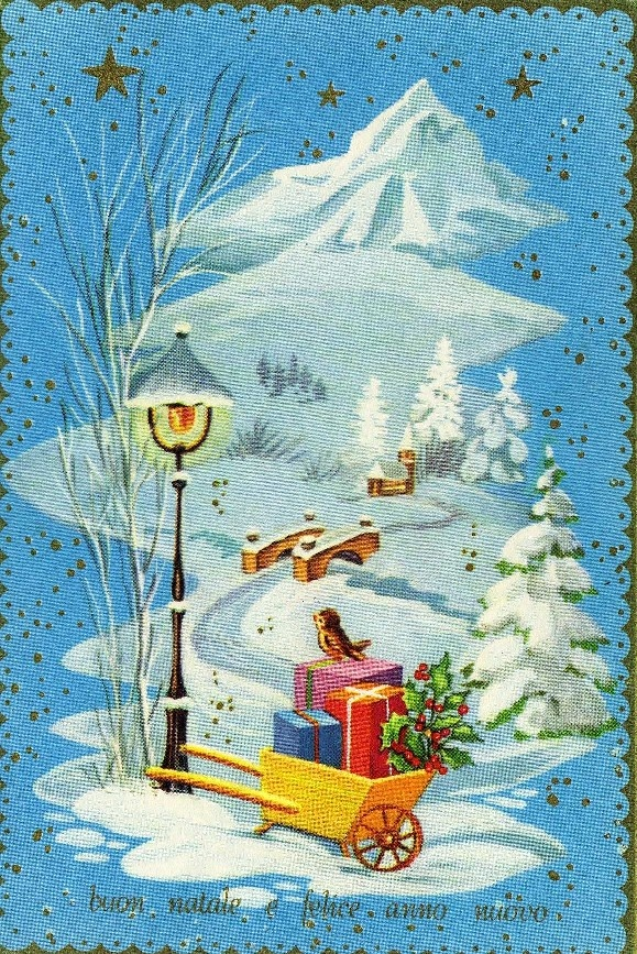 Miss Jane: Christmas Cards - anni '70