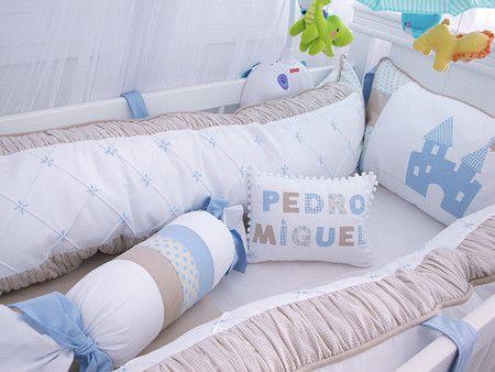 Kit Berço para decorar quarto de bebê23