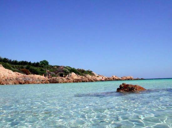 fotografie porto cervo | La spiaggia del Principe (1) - PORTO CERVO - inserita il 14-Dec-07