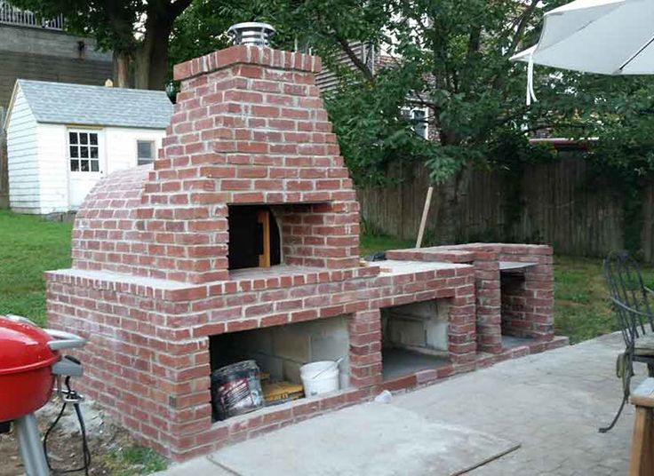 Best 25+ Brick bbq ideas on Pinterest | Brick grill, Brick ...