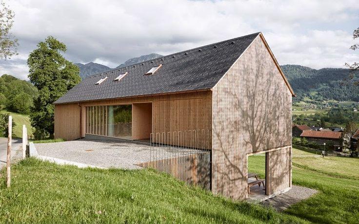 Haus Für Julia Und Björn, Austria, Innauer-Matt Architekten