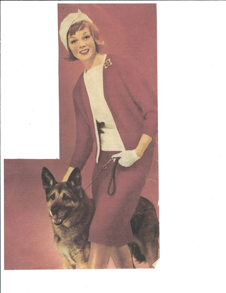Town or country complete knitted suit pattern by Followlight on Etsy