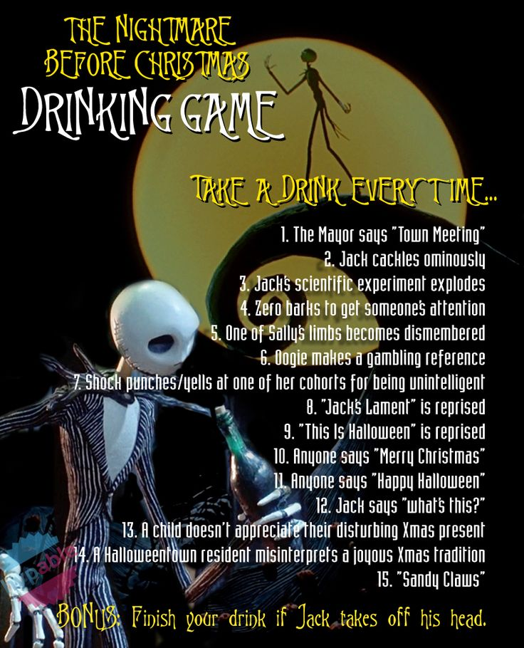 halloween drinking game ideas for adults