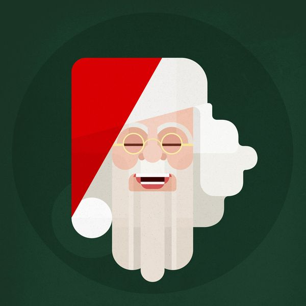 HOHOHO by Jack Daly, via Behance