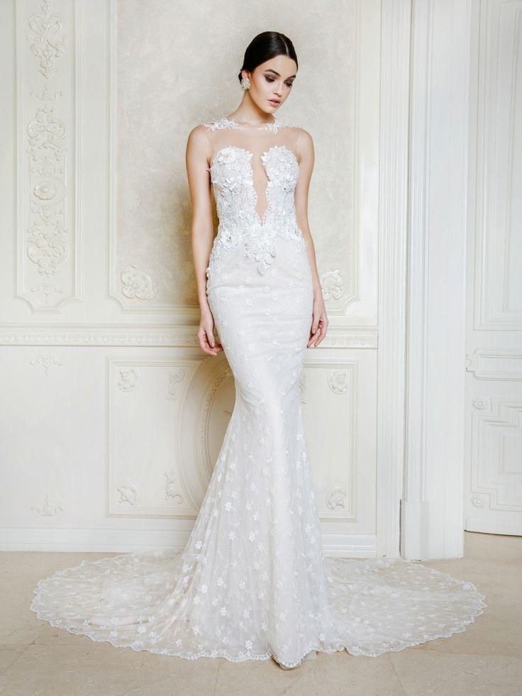 Ella Wedding Gown – Musat Bridal – Rochie de mireasa Ella