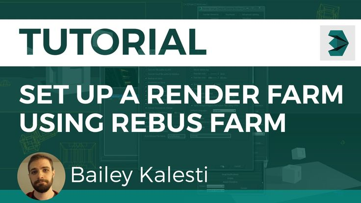Quick video showing you how to set up a render farm for 3D Studio Max using RebusFarm.  https://us.rebusfarm.net/en/lets-go/download  I recently used RebusFarm…