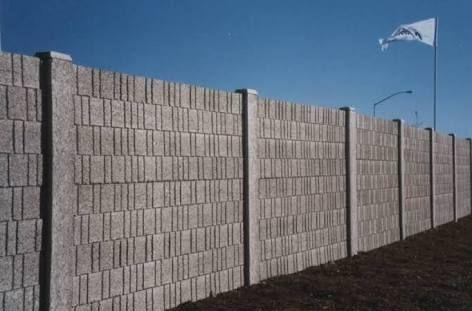 precast concrete fence panels - Google Search