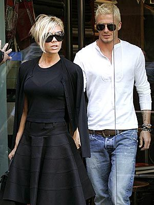 Absolute Perfection!! There are not too many men that can stand beside a woman dressed in couture and make a henley tee and denim look just as flawless...So in Love!!