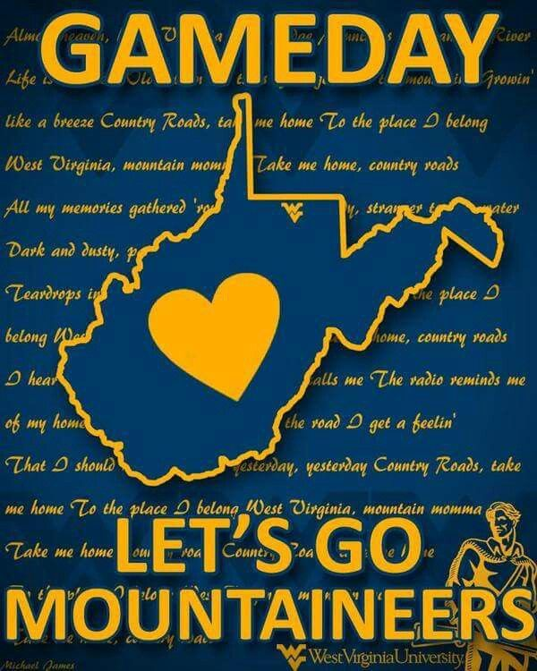 Completely new 284 best West Virginia Sports images on Pinterest | Virginia  DA84