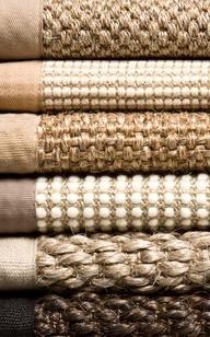 Sisal carpetten