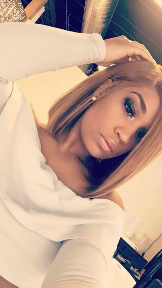 26 CUTE BOB HAIRCUTS FOR BLACK WOMEN TO CREATE IN …