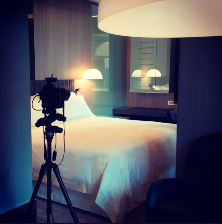 Shooting some new photos in one of our Premium rooms at Excelsior Hotel Gallia. #excelsiorgallia #theluxurycollection
