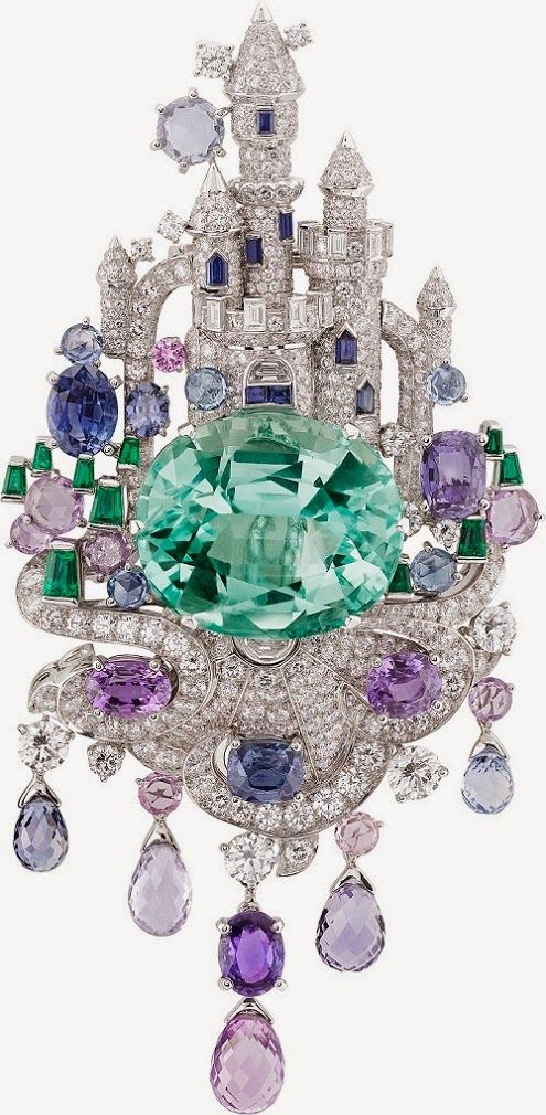 mylifestylenews: Van Cleef & Arpels @ High Jewelry Peau d'Âne Collection