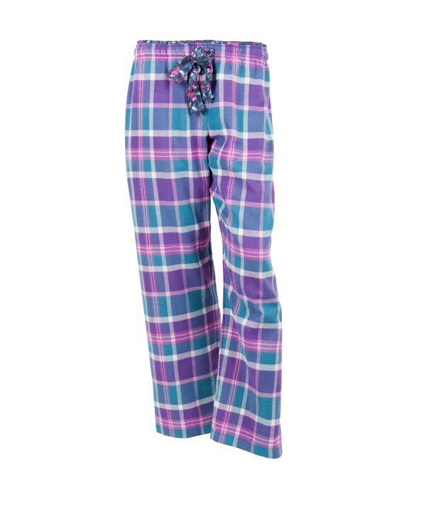 Majestic Check Pant