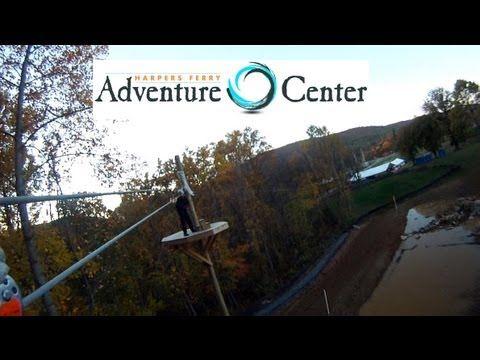 Harpers Ferry Adventure Center Is The Best Zipline In Nebraska
