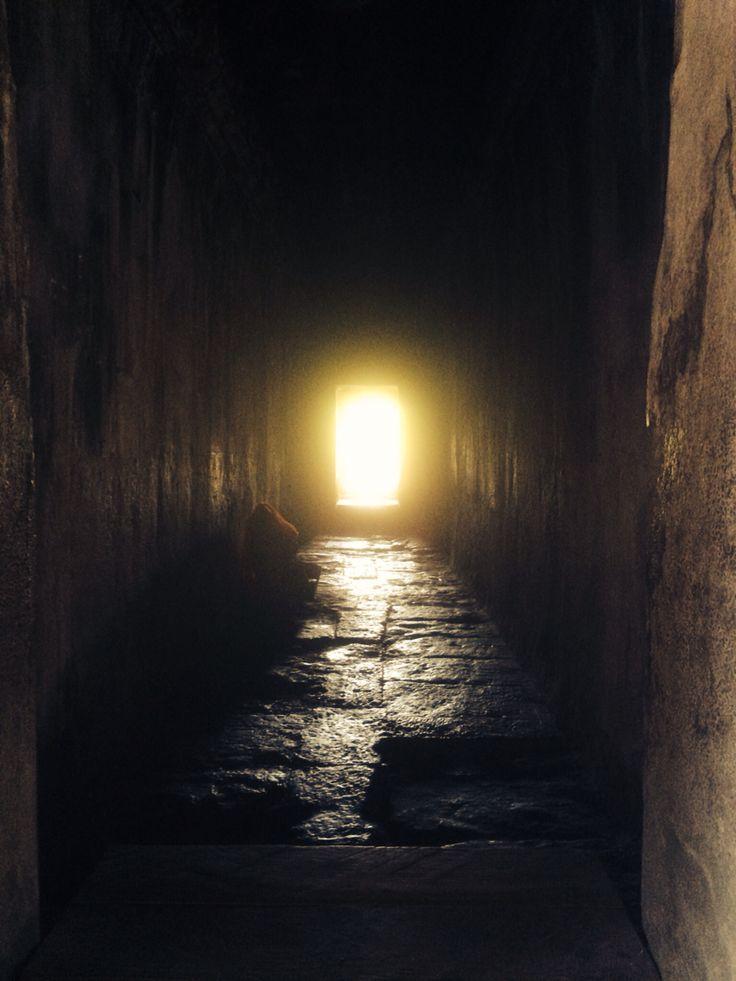 Ankor wat walkway